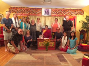 Teachings with Lama Kathy Wesley